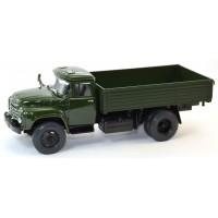 002ТА-УЛТ ЗИЛ-130-76 грузовик бортовой, защитный зеленый