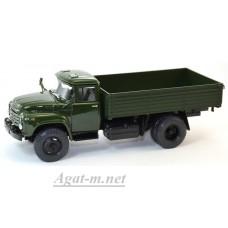 ЗИЛ-130-76 грузовик бортовой, защитный зеленый