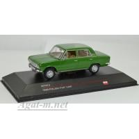 070-ИСТ Polski Fiat 125 P зеленый