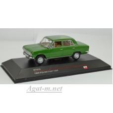 Polski Fiat 125 P зеленый