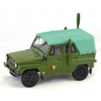079-ССС УАЗ-469Б Gelande-Funkstreifenwagen R1125 военная полиция ГДР