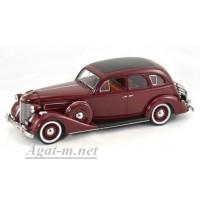 086-ИСТ ЗИС-101А 1936г. вишневый
