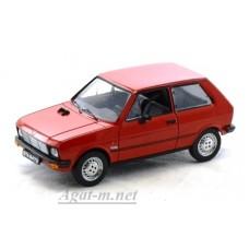 YUGO 45 1980г. красный