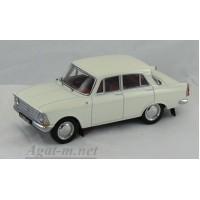 102-ИСТ Москвич 408 1964г. белый
