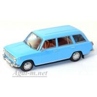 """110-ИСТ ВАЗ-2102 """"Жигули"""" 1972г. голубой"""