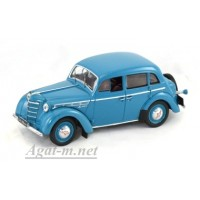 113-ИСТ Москвич-400 1954г. голубой