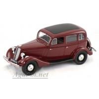152-ИСТ Горький-М1 1936г. темно-красный