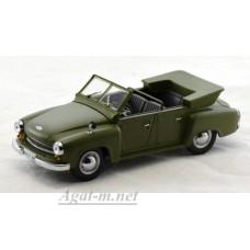165-ИСТ Wartburg 311-4 1957г. зеленый