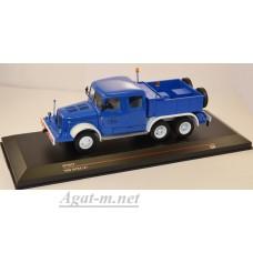303Т-ИСТ TATRA 141 6х6  (балластный тягач) 1959 Blue