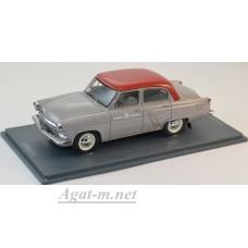 032-ВВМ Горький-21Т такси г. Москва 1967