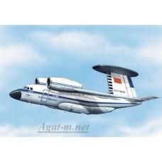 28805-ВСТ Самолет раннего радиолокационного обнаружения АН-71