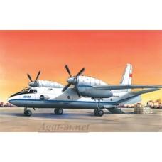 """28807-ВСТ Транспортный самолет АН-32 """"Аэрофлот"""""""