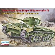 35148-ВСТ Пехотный танк Марк III Валентайн IV