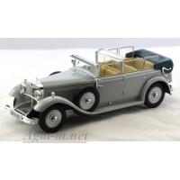 007-WB Mercedes-Benz 770 Cabriolet F 1930 г. серый