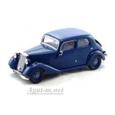 Масштабная модель Mercedes-Benz 170V (W136) 1949 г. синий