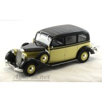018-WB Mercedes-Benz 260D (W138) 1936 г. бежевый / черный