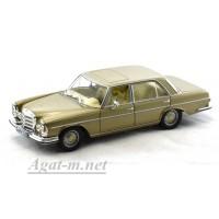 019-WB Mercedes-Benz 300 SEL 6,3 1968 г. золотистый