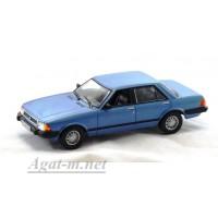 021-WB Ford Granada MK II 1983 г. синий металлик