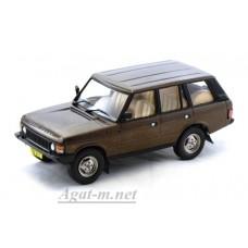 023-WB Range Rover 3,5 5-door 1978 г. темно коричневый металлик
