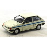 027-WB Ford Fiesta MK II 1984 г. белый