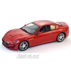 027S-WB Maserati Gran Turismo MC Stradale 2013, Red