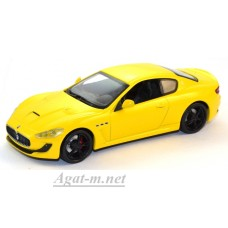 029S-WB Maserati Gran Turismo MC Stradale 2013, Yellow