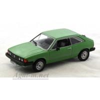 031-WB Volkswagen Scirocco MK I 1974 г. зеленый металлик