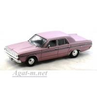 033-WB Dodge Dart Sedan 1966 г. сиреневый металлик