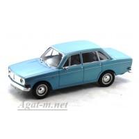 041-WB Volvo 144 1966 г. синий металлик