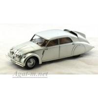 042-WB Tatra 77 1934 г. серебристый