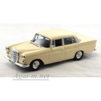 046-WB Mercedes-Benz 200D (W110) 1965 г. светло-бежевый