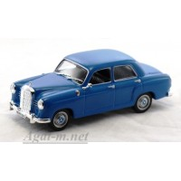 048-WB Mercedes-Benz 180 D (W120) 1954 г. синий