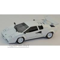 053-WB Lamborghini Countach LP400S 1978 белый