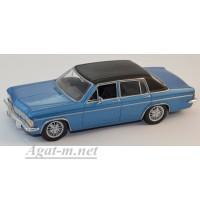 067-WB Opel Admiral B 1969 синий металлик/черный