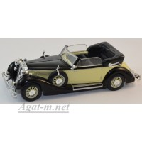 068-WB Horch 853A 1938 черный/бежевый