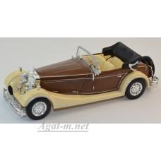 Масштабная модель Mersedes-Benz SS 1933 бежево-коричневый