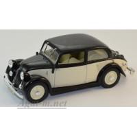 078-WB Mercedes-Benz 130 (W23) 1934 светло-бежевый/черный