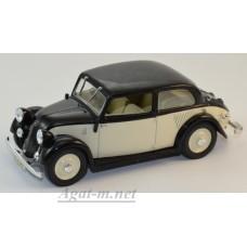 Масштабная модель Mercedes-Benz 130 (W23) 1934 светло-бежевый/черный