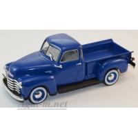081-WB Chevrolet 3100 Pick-Up 1950 синий