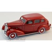 082-WB Buick Special 1936 темно-красный