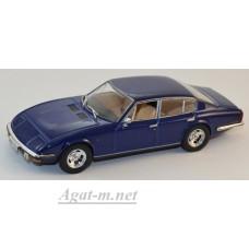 Масштабная модель Monica 560 V8 1974 темно-синий металик