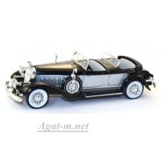 114-WB CHRYSLER Imperial Le Baron Phaeton 1933 Silver/Black