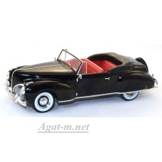 117-WB LINCOLN Continental Convertible 1939 Black