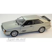 124004-WB AUDI Quattro 1986 серебро
