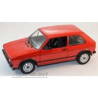 124009-WB VW Golf I GTI 1978 красный