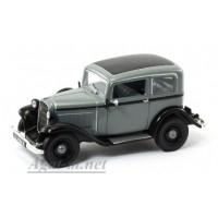 183534-WB Opel P4 Limousine, серый
