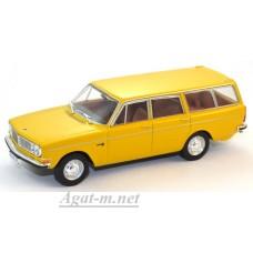 091-WB Volvo 145 Estate 1973, Yellow