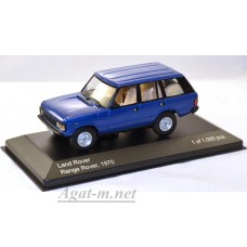 177-WB RANGE ROVER 3,5 (5 дверей)  1970 Metallic Blue