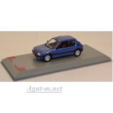 244-WB PEUGEOT 205 GTI 1992 Metallic Blue