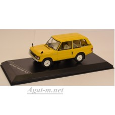 248-WB RANGE ROVER 3,5 4х4 (3 двери) 1970 Yellow